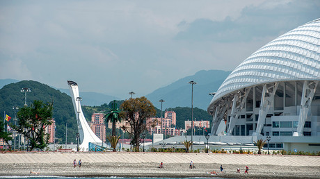 Sochi – from 2014 Winter Olympics host to sought-after 2018 World Cup base