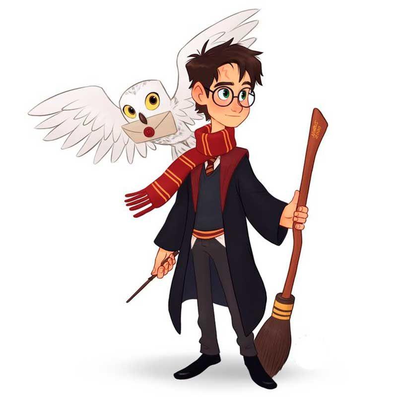 Нарисованные картинки гарри поттер: Картинки Гарри Поттер ...