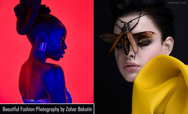 20 Pop culture and Contemporary Fashion Photography styles by Zahar Bakutin