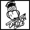 How to Draw Wise Comic Owls
