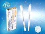 Гелевая ручка,матовый корпус,игольчатый наконечник ,/синий цвет/ 0,5mm.CM-008