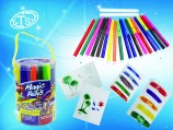 Волшебные Фломастеры Меняющие Свой Цвет Magic Pens 20шт в наборе, 812-20