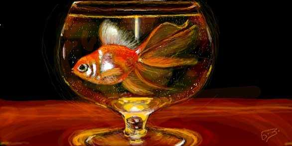Рисунок карандашом сказка золотая рыбка » (20 фото)