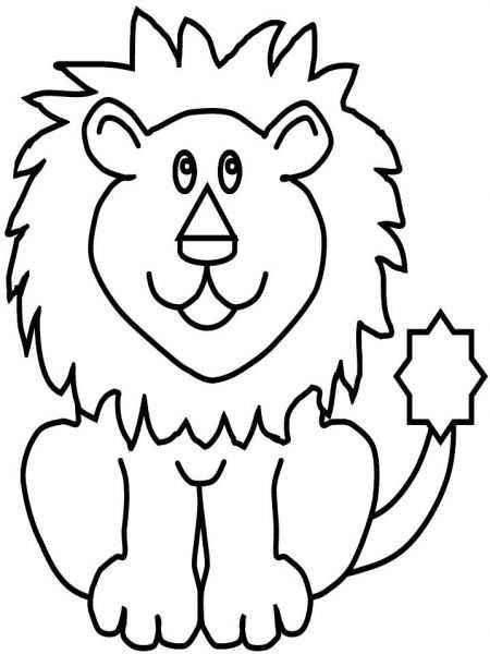 Раскраски для детей 2 лет распечатать бесплатно формат а4 ...