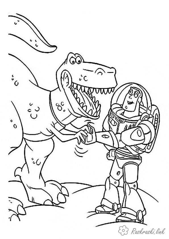 Распечатать раскраски для детей бесплатно динозавры ...